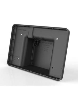Pi Touchscreen Case - Black