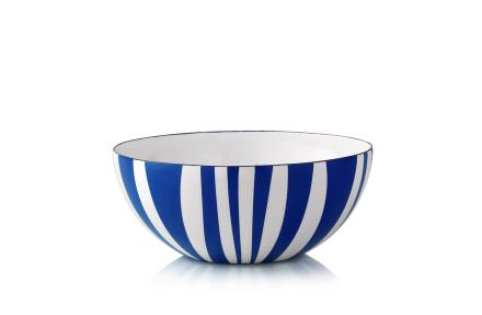 Cathrineholm Stripe Blå - 18 cm