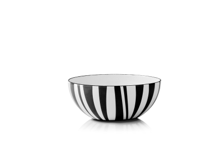 Cathrineholm Stripe Sort - 14 cm