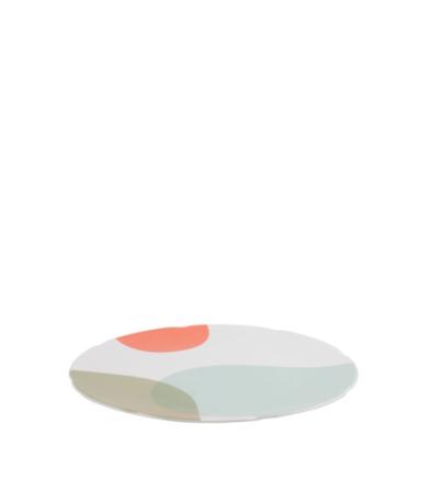 Magnor glassverk Tiljen tallerken 250mm