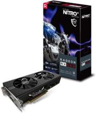 Radeon RX 580 Nitro+ - 8GB GDDR5 RAM - Grafikkort