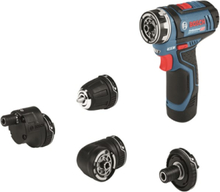 Gsr 12v-15 fc cordless drill-/screwdriver