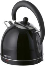 Czajnik elektryczny Retro Dome - 6447 - Czarny - 2200 W