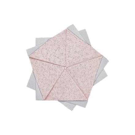 Iittala X Issey Miyake Bordblomst Rosa 15 cm