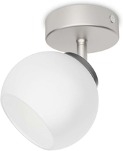 Balla single spot nickel 1x4W 230V Spot Skinner