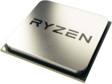 Ryzen 7 1800X CPU - 8 kärnor 3,6 GHz - AM4 - Boxed (WOF - utan kylare)