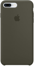 iPhone 7/8 Plus Silicone Case - Dark Olive