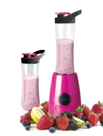 Modern House Twist Blender Rosa 600 ml