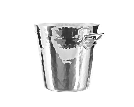 Mauviel Champagnekjøler rund aluminium - 20 cm