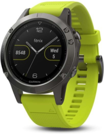 f?nix 5 Slate Grey - Amp Yellow Band