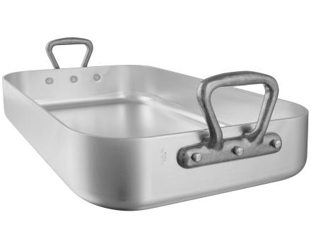 Mauviel Pro-Alu Langpanne aluminium / jern
