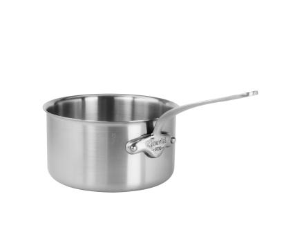 Mauviel M'Urban kasserolle matt/blank stål - 1,1 liter