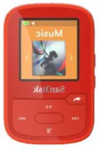Clip Sport Plus Red - 16GB