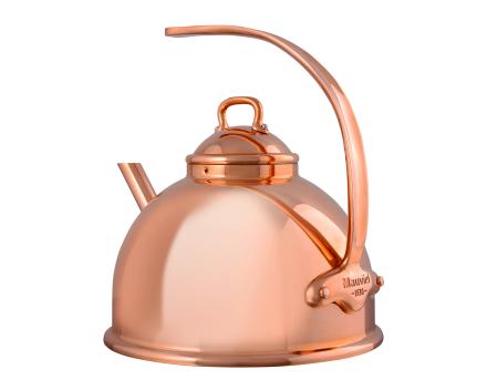 Mauviel M'Tradition vannkjele kobber - 3 liter