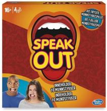 HGA Speak Out DK-NO Refresh