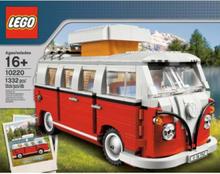 Creator Expert 10220 - Volkswagen T1 Camper Van