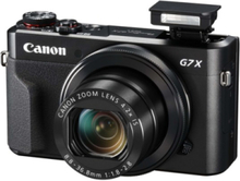 PowerShot G7 X Mark II - digitalkamera