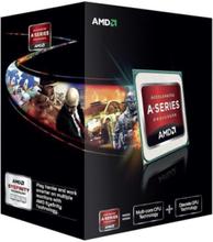 A6-7400K Black+ CPU - 2 kärnor 3,5 GHz - FM2+ - Boxed (PIB - med kylare)
