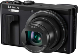 Lumix DMC-TZ80 - digitalkamera - Leica