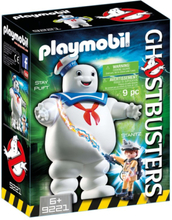 - Ghostbusters - 9221 Stay Puft Marshmallow Man