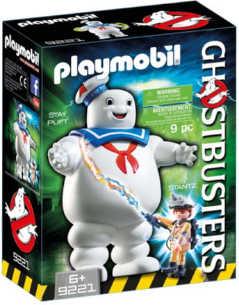 Ghostbusters - 9221 Stay Puft Marshmallow Man