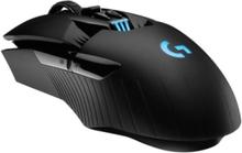 G903 LIGHTSPEED Wireless - Gamingmus - Optic - 11 knappar - Svart med RGB ljus