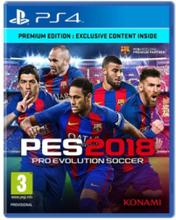 Pro Evolution Soccer 2018 - Premium Edition - Sony PlayStation 4 - Sport