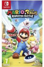 Mario + Rabbids Kingdom Battle - Switch - Äventyr