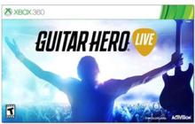Guitar Hero: Live with Guitar - Microsoft Xbox 360 - Musikk