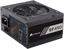 SFX series SF450 Strømforsyning (PSU) - 450 Watt - 92 mm - 80 Plus Gold sertifisert