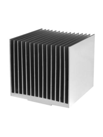 Alpine M1-Passive Prosessor-kjøler - Kjøleribbe (uten vifte) - 0 dBA (ingen vifte)
