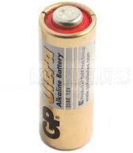 23A / 23AE / A23 12V batteri .