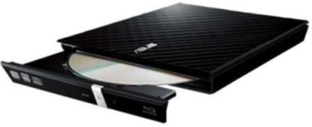 SDRW-08D2S-U Lite - DVD-RW (Brännare) - USB 2.0 - Svart