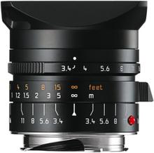 Leica M 21/3,4 Super-Elmar ASPH. Svart (11145), Leica