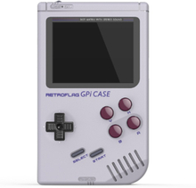 IN STOCK New Released Retroflag GPi CASE Gameboy for Raspberry Pi Zero and Zero W with Safe Shutdown