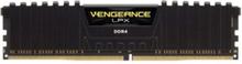 Vengeance LPX DDR4-2400 C16 BK SC - 8GB