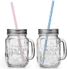 Tillbehör 2xGlass Jars for Twister Fusion - 0 W (tillbehör)