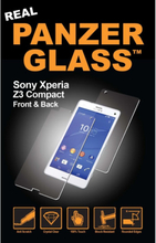 Sony Xperia Z3 Compact Front + Back