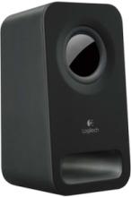 Z150 - högtalare - kabelansluten - 2.0-kanals - Black