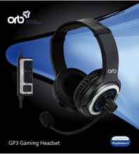 PS4 GP3 Gaming Headset - Headset - Sony Playstation 4
