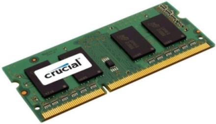 - DDR3 - 16 GB - SO DIMM 204-pin