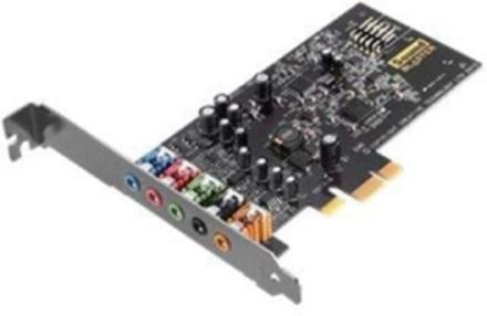 Sound Blaster Audigy Fx - ljudkort