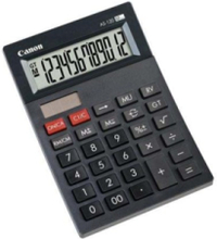 AS-120 Solar Desktop Calculator