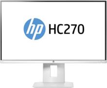 """27"""" Bildskärm HC270 - Vit - 14 ms"""