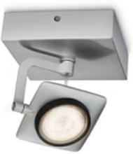 MILLENNIUM single spot aluminium 1x4.5W Spot Skinner