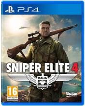 Sniper Elite 4 - Sony PlayStation 4 - Action