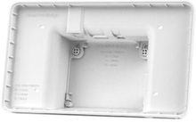 Pi Touchscreen Case - White