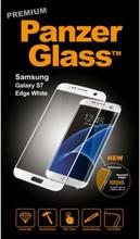Samsung Galaxy S7 Edge - White (Premium Glass)