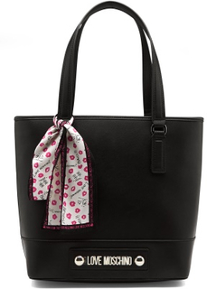 Love Moschino Love Moschino Letter Bag Black One size