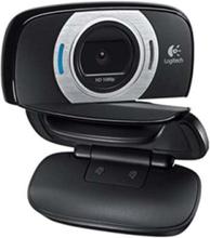 C615 HD Webcam Refresh - Black
